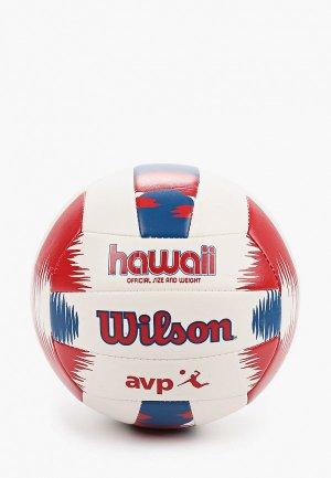 Мяч волейбольный Wilson AVP HAWAII VB MARNA. Цвет: разноцветный