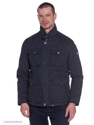 Куртка Gate One. Цвет: антрацитовый
