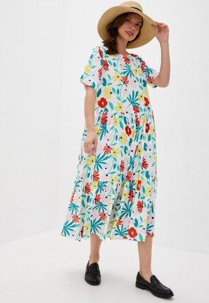 Платье Glamorous. Цвет: белый