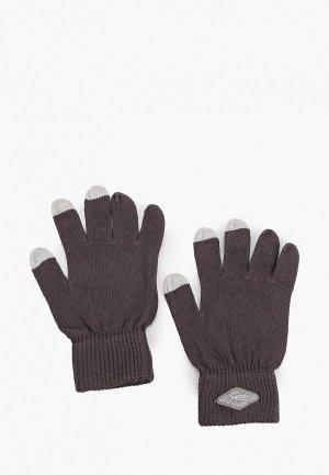 Перчатки Запорожец Heritage. Цвет: серый