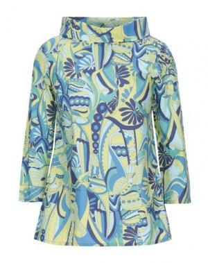 Блузка BINI Como. Цвет: желтый
