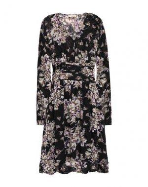 Короткое платье byTIMO. Цвет: черный