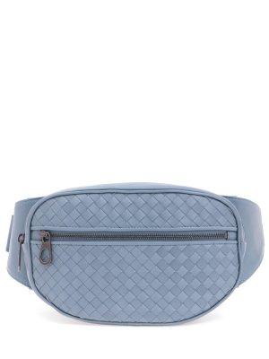 Кожаная поясная сумка BOTTEGA VENETA