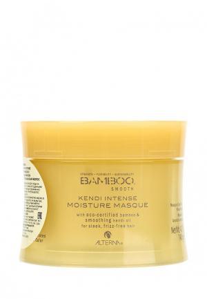 Маска для волос Alterna Bamboo Smooth Kendi Intense Moisture Masque, Полирующая интенсивного увлажнения, 150 мл