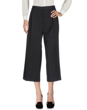 Повседневные брюки GIO' MORETTI. Цвет: черный