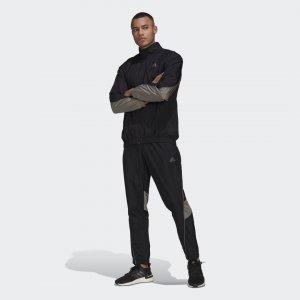 Спортивный костюм Sportswear Z.N.E. adidas. Цвет: черный