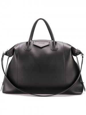Сумка Antigona Soft XL Givenchy. Цвет: черный