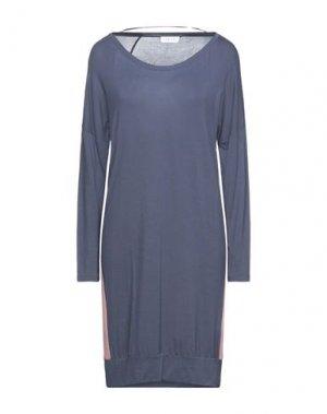Пижама FEMILET. Цвет: грифельно-синий