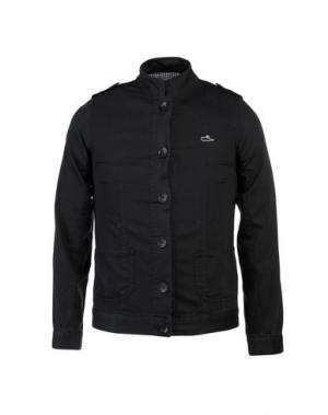 Куртка ATTICUS. Цвет: черный