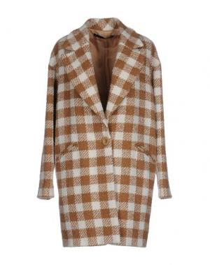 Пальто ANNARITA N. Цвет: коричневый