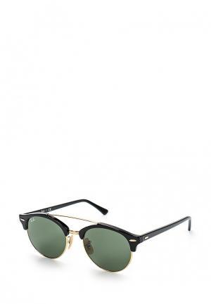 Очки солнцезащитные Ray-Ban® RB4346 901. Цвет: черный