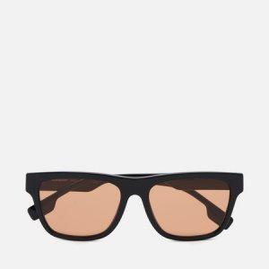 Солнцезащитные очки BE4293 Burberry. Цвет: чёрный