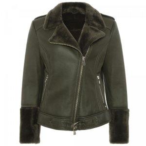 Куртка Ballin. Цвет: зелёный