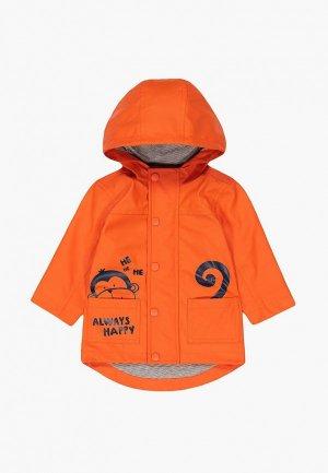 Плащ Mothercare. Цвет: оранжевый