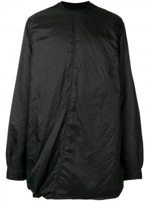 Oversized sweater Rick Owens. Цвет: черный