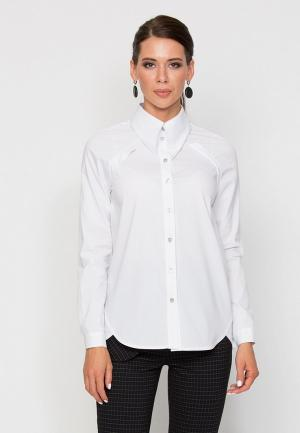 Рубашка D.VA. Цвет: белый