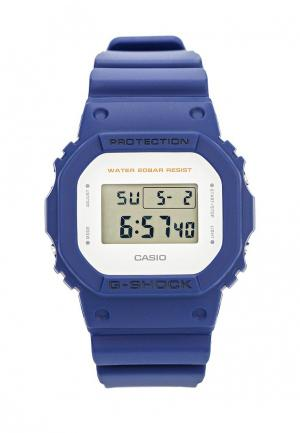 Часы Casio G-SHOCK DW-5600M-2E. Цвет: синий