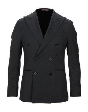 Пиджак SARTITUDE Napoli. Цвет: черный