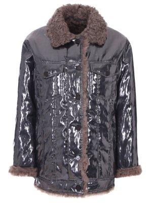 Куртка утепленная с мехом NAUMI