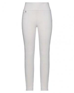 Повседневные брюки BOGNER. Цвет: светло-серый