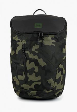 Рюкзак Under Armour Lifestyle Backpack. Цвет: хаки