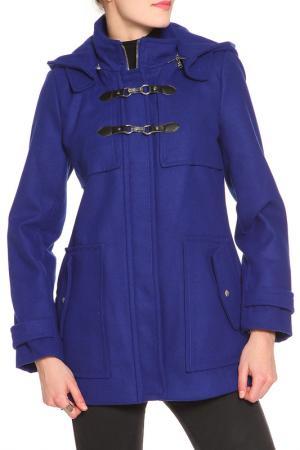 Пальто Jessica Simpson. Цвет: cobalt