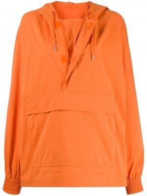 Пуловер оверсайз Calvin Klein Jeans Est. 1978. Цвет: snr orange tiger