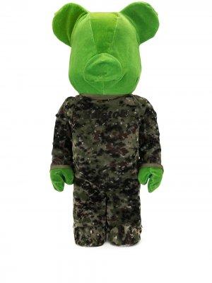 Коллекционная фигурка с камуфляжным принтом Readymade. Цвет: зеленый
