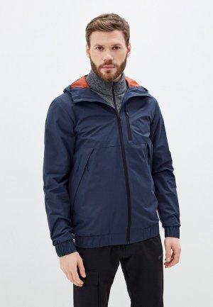 Куртка Outventure. Цвет: синий