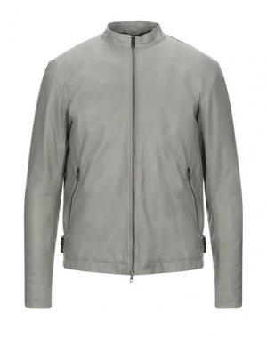 Куртка DACUTE. Цвет: светло-зеленый