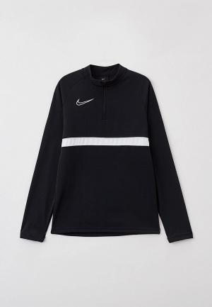 Олимпийка Nike Y NK DF ACD21 DRIL TOP. Цвет: черный