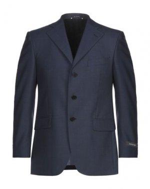 Пиджак SANREMO. Цвет: синий