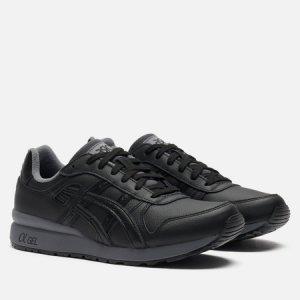 Мужские кроссовки GT-II ASICS. Цвет: чёрный