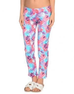 Пляжные брюки и шорты FISICO. Цвет: небесно-голубой