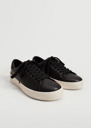 Одноцветные кроссовки - Blanca Mango. Цвет: черный