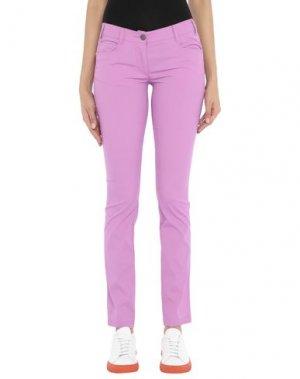 Повседневные брюки COLMAR. Цвет: светло-фиолетовый
