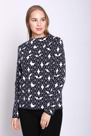 Пуловер Betty and Co. Цвет: чёрный