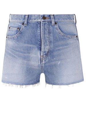 Шорты джинсовые YSL