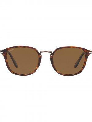 Солнцезащитные очки PO3186S Persol. Цвет: коричневый