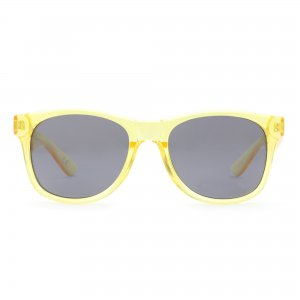 Солнцезащитные очки Spicoli 4 Shades VANS. Цвет: желтый