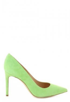Туфли LERRE. Цвет: зеленый