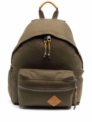 Рюкзак с нашивкой-логотипом Eastpak. Цвет: зеленый