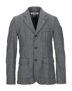 Пиджак COMME des GARÇONS SHIRT. Цвет: серый