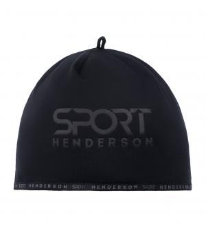 Шапка HENDERSON. Цвет: черный