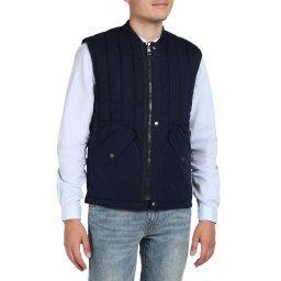 Куртка MW0MW10531 темно-синий TOMMY HILFIGER