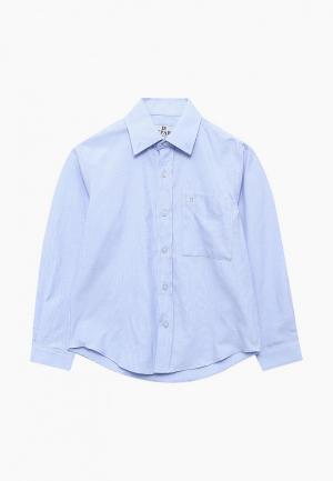 Рубашка Depary Oxford. Цвет: голубой