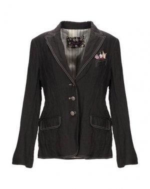 Пиджак FUEGO WOMAN. Цвет: черный