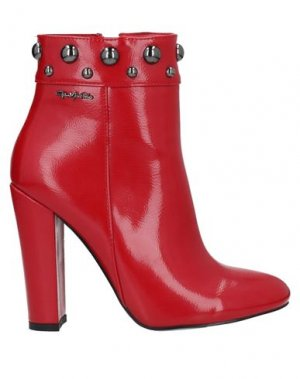 Полусапоги и высокие ботинки GAI MATTIOLO. Цвет: красный