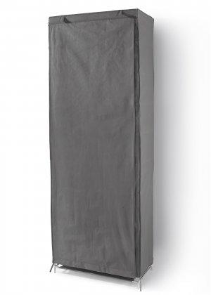 Гардероб для одежды или обуви bonprix. Цвет: серый