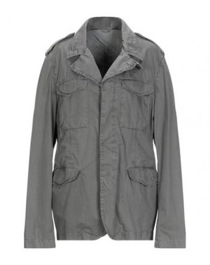 Куртка PEOPLE OF SHIBUYA. Цвет: свинцово-серый